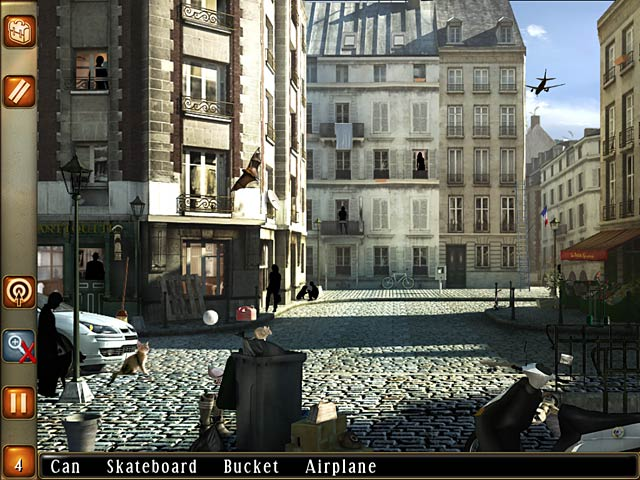 Image A Vampire Romance: Paris Stories