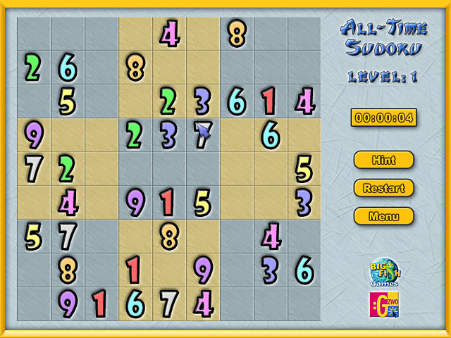 Image All-Time Sudoku