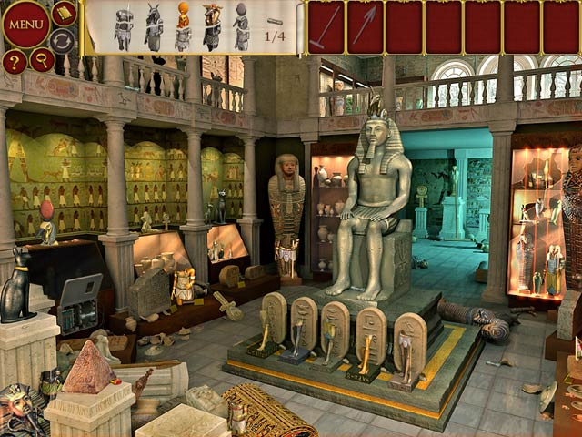 Image Artifacts of the Past: Ancient Mysteries