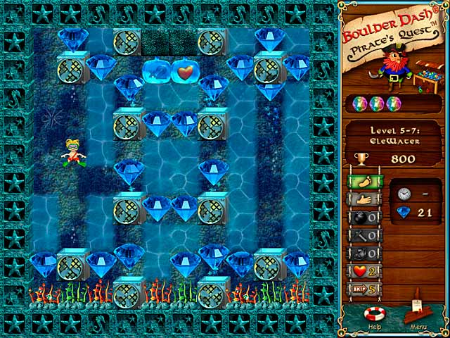 Image Boulder Dash-Pirate's Quest