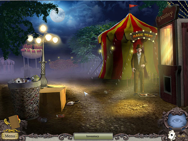 Image Clairvoyant: The Magician Mystery