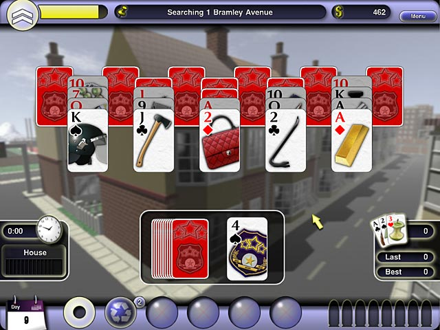 Image Crime Solitaire