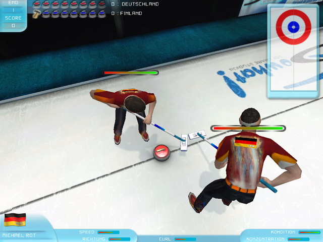 Image Curling