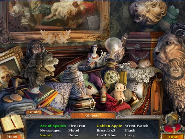 Image Dark Canvas: A Brush With Death Collector's Edition
