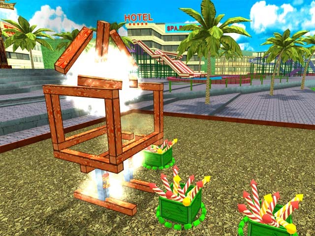Image Demolition Master 3D: Holidays