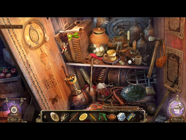 Image Detective Quest: The Crystal Slipper Collector's Edition