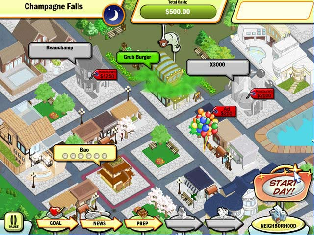 Image Diner Town Tycoon