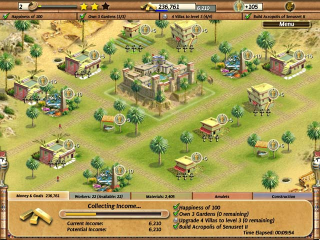 Image Empire Builder - Ancient Egypt