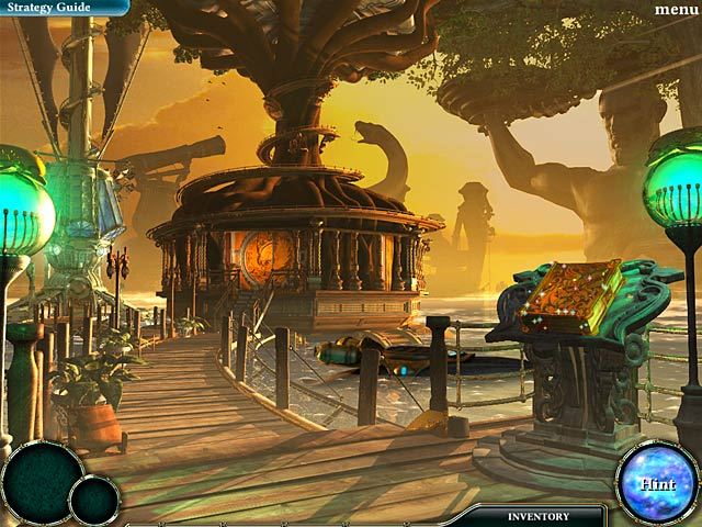 Image Empress of the Deep 3: Legacy of the Phoenix Collector's Edition