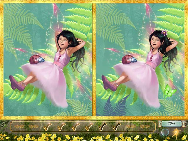 Image Enchanted Fairy Friends: Secret of the Fairy Queen