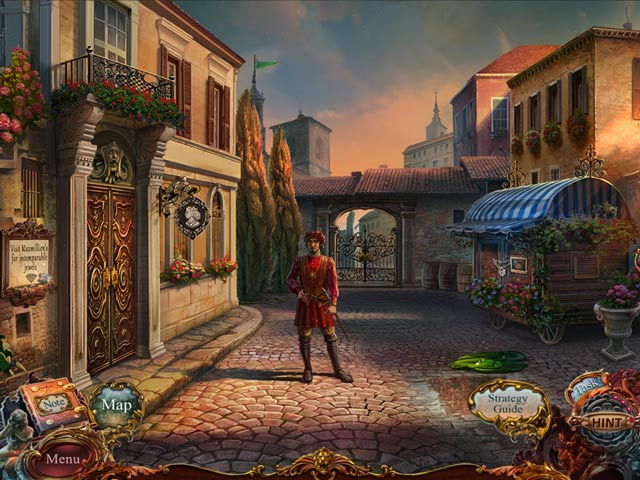 Image European Mystery: The Face of Envy Collector's Edition