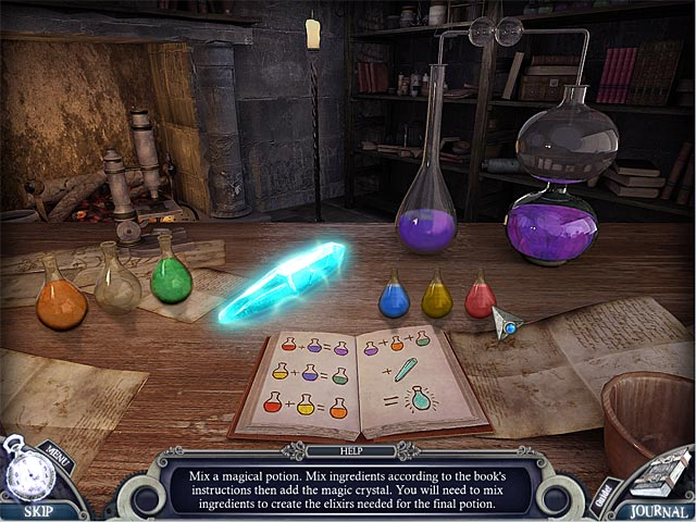 Image Fairy Tale Mysteries: The Puppet Thief Collector's Edition