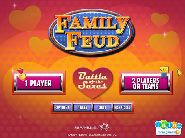 Image Family Feud: Battle of the Sexes