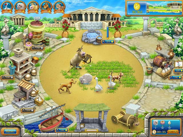 Image Farm Frenzy: Ancient Rome