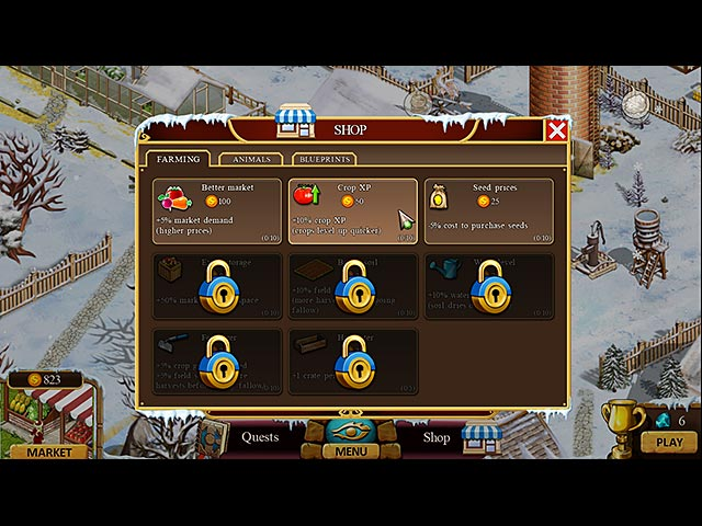 Image Farmington Tales 2: Winter Crop