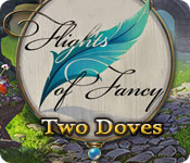 Flights of Fancy: Two Doves