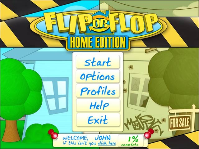 Image Flip or Flop Home Edition