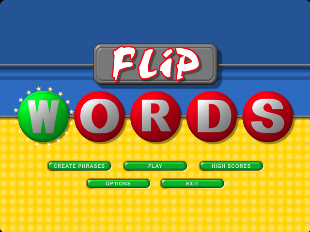 Image Flip Words