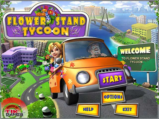 Image Flower Stand Tycoon