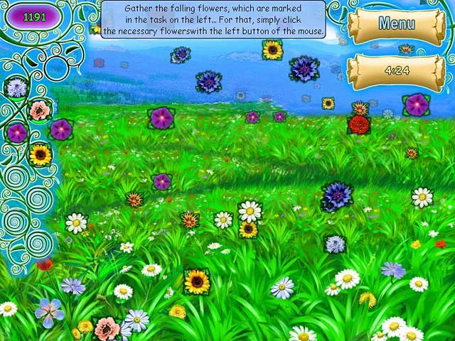 Image Flowers Story: Fairy Quest