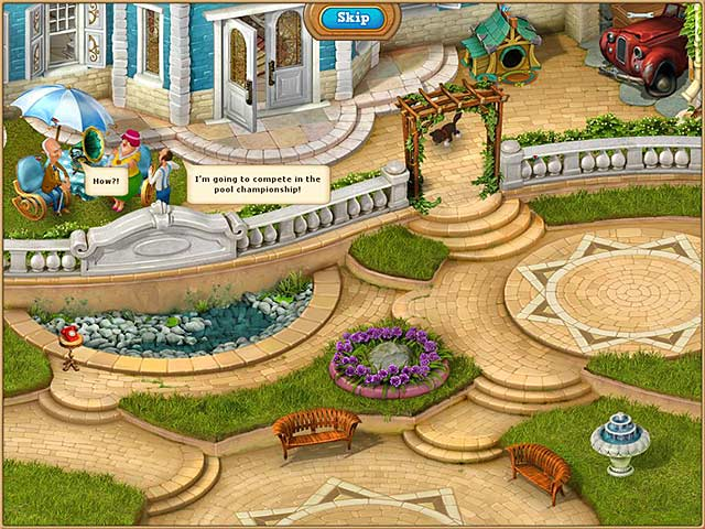 Image Gardenscapes 2