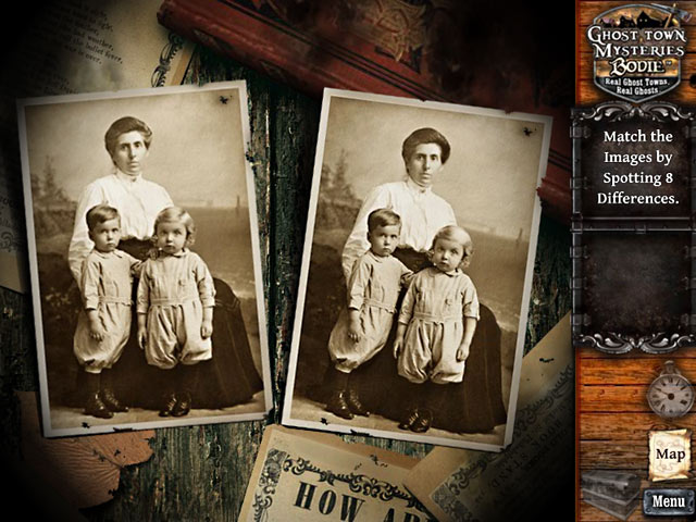 Image Ghost Town Mysteries: Bodie