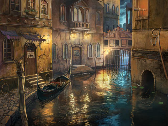 Image Grim Facade: Mystery of Venice Collector's Edition