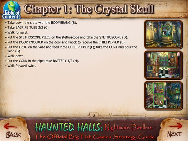 Image Haunted Halls: Nightmare Dwellers Strategy Guide