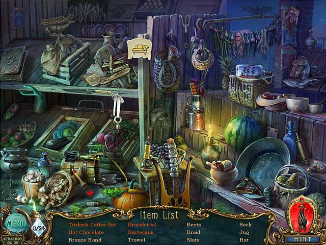 Image Haunted Legends: The Bronze Horseman Collector's Edition