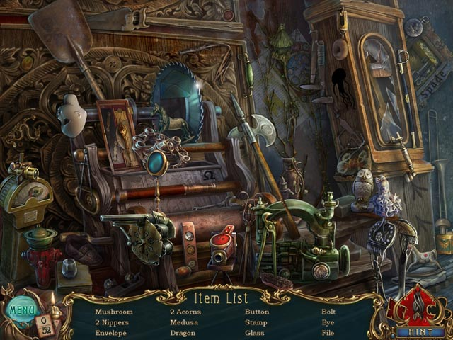 Image Haunted Legends: The Queen of Spades Collector's Edition