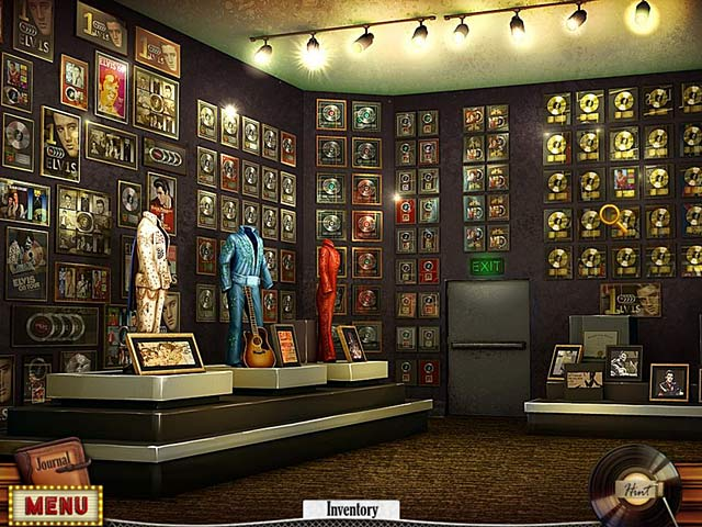 Image Hidden Mysteries®: Gates of Graceland®