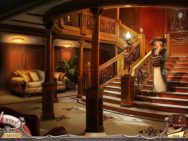 Image Inspector Magnusson: Murder on the Titanic