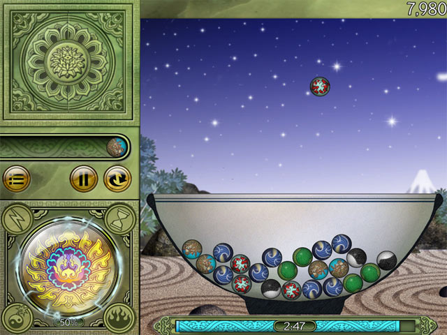 Image Jar of Marbles II: Journey to the West