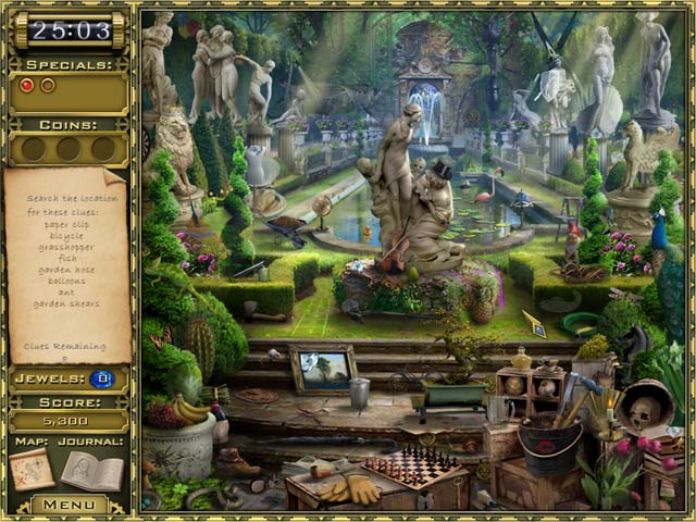 Image Jewel Quest Mysteries: Curse of the Emerald Tear