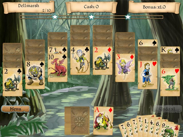 Image Legends of Solitaire: The Lost Cards