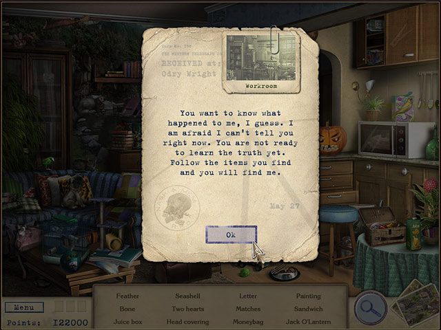 Image Letters from Nowhere