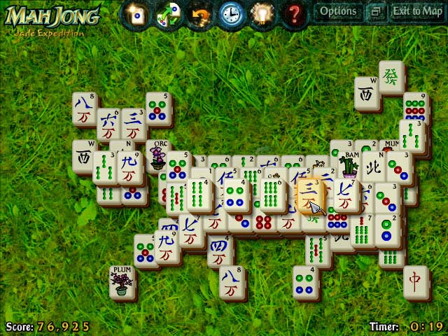 Image MahJong Jade Expedition