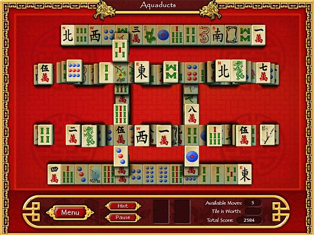 Image Mahjong World