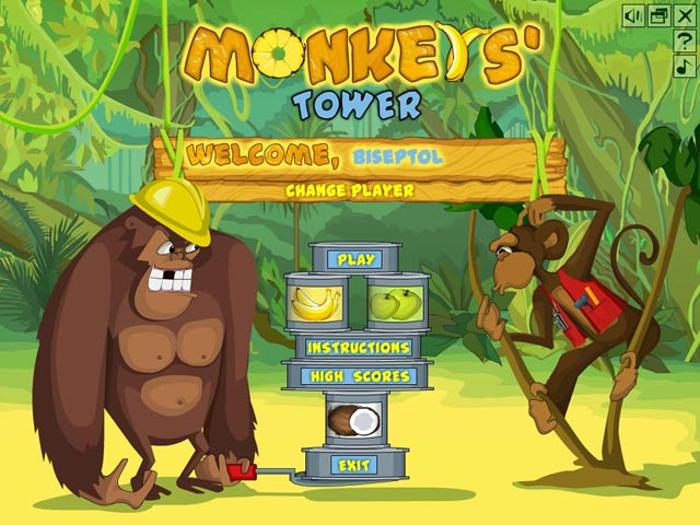 Image Monkey's Tower