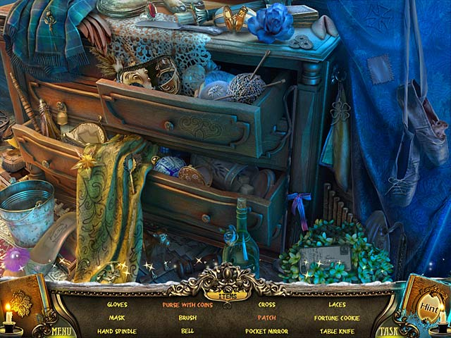 Image Mountain Trap: The Manor of Memories