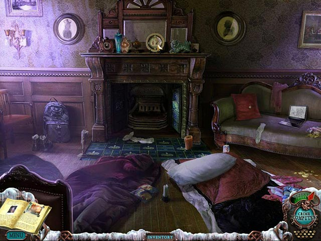 Image Mystery Case Files: Dire Grove