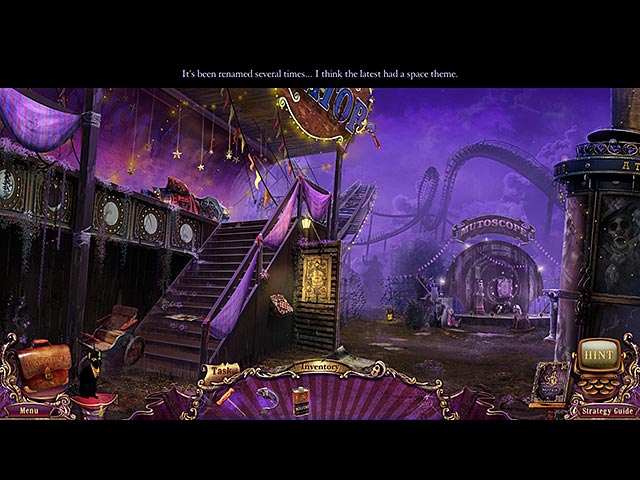 Image Mystery Case Files®: Fate's Carnival Collector's Edition