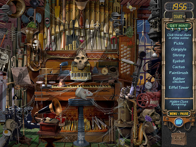 Image Mystery Case Files: Ravenhearst ®