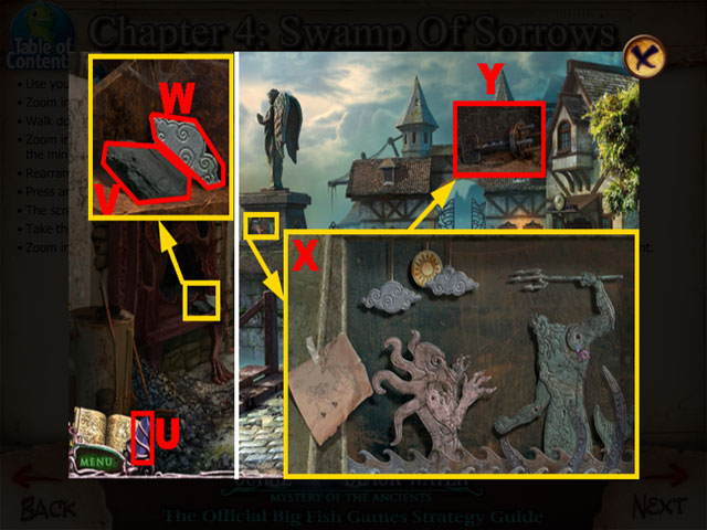 Image Mystery of the Ancients: The Curse of the Black Water Strategy Guide
