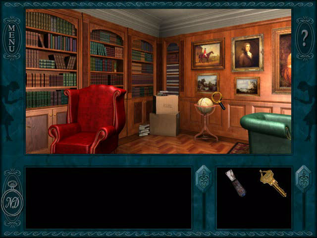 Image Nancy Drew: Message in a Haunted Mansion