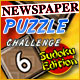 Newspaper Puzzle Challenge – Sudoku Edition