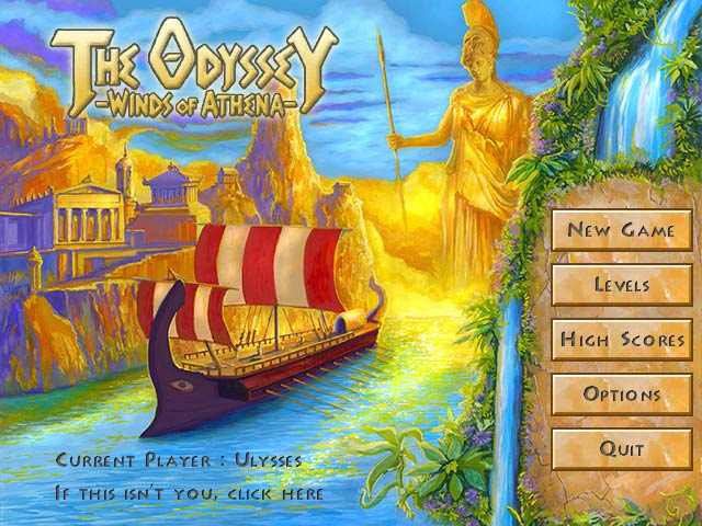 Image The Odyssey - Winds of Athena