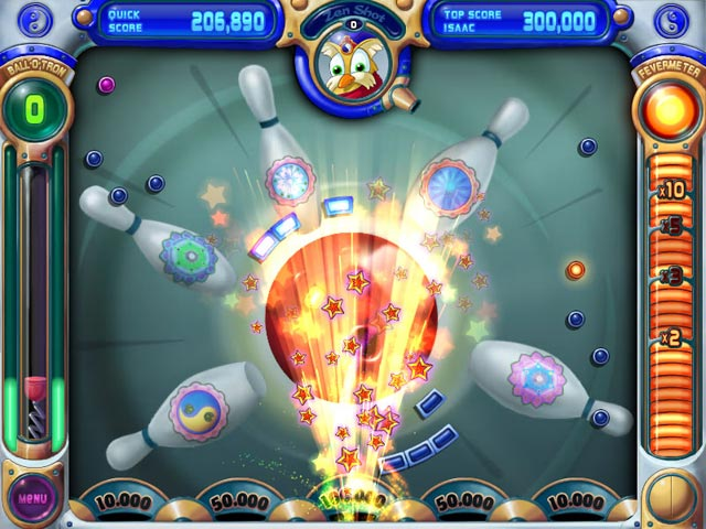 Image Peggle Deluxe