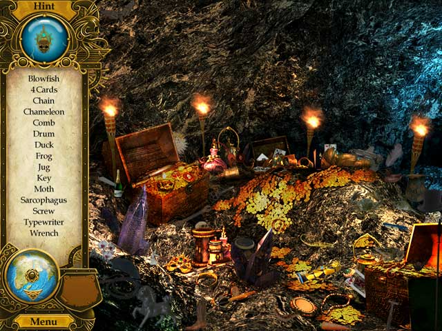 Image Pirate Mysteries: A Tale of Monkeys, Masks, and Hidden Objects