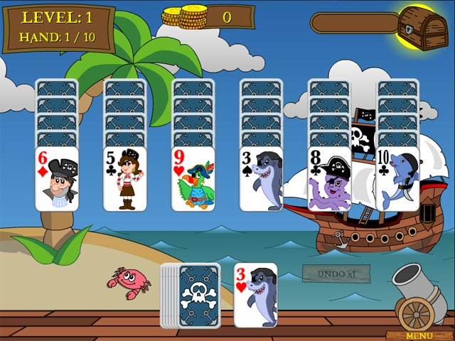 Image Pirate Solitaire